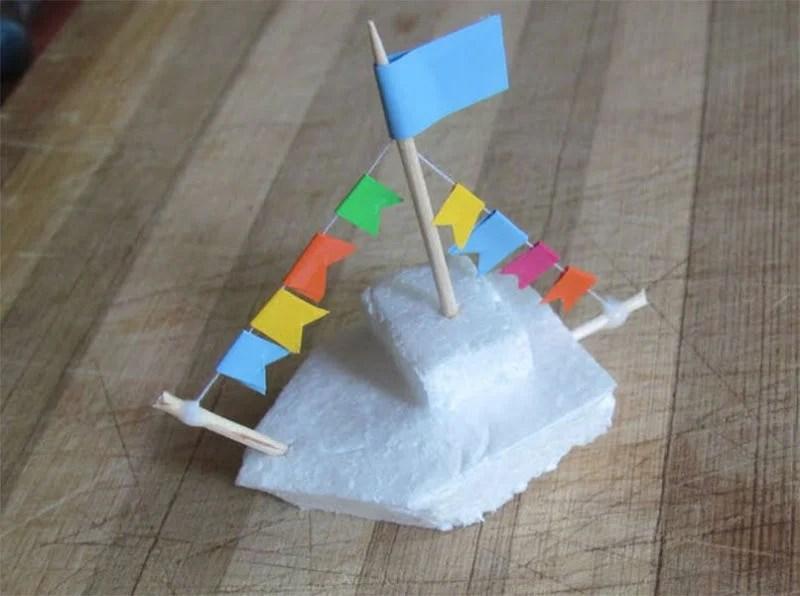 Кораблик для детей: различные способы создания со схемами и описанием korabl svoimi rukami 109