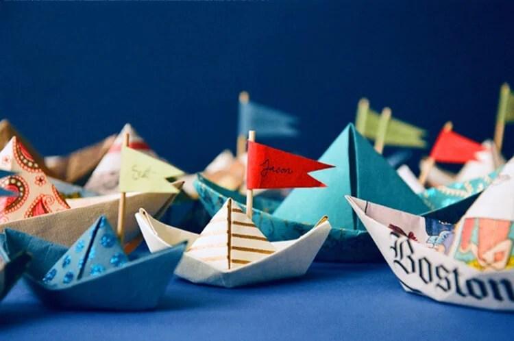 船舶为儿童:使用方案创建的各种方式和描述Korabl Svoimi Rukami 15