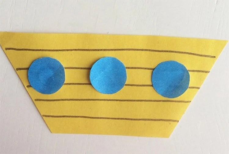 船舶为儿童:用方案创建的各种方式,并描述Korabl Svoimi Rukami 47