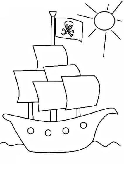 船舶为儿童:使用方案创建的各种方式和描述Korabl Svoimi Rukami 61