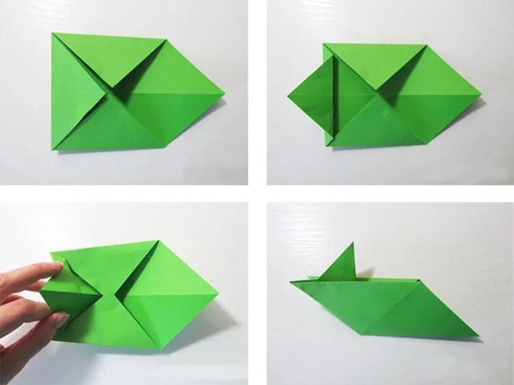 船舶为儿童:使用方案创建的各种方式和描述Korabl Svoimi Rukami 79