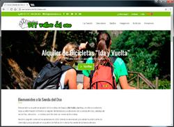 www.sendadelosoenbicicleta.com