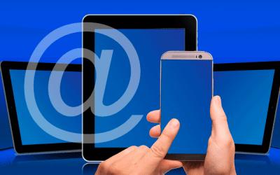 Configurar su correo electrónico