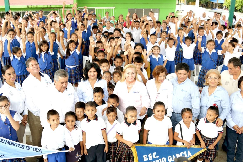 Con hechos y resultados, cambiaran  la imagen del municipio de Altamira