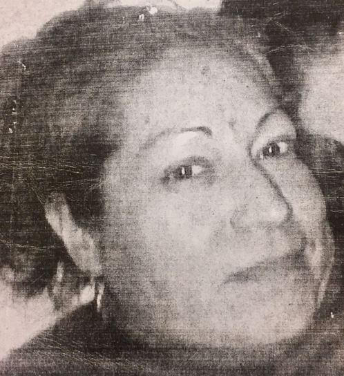 Piden a la comunidad apoyo para localizar a la señora Alicia Acosta Castro