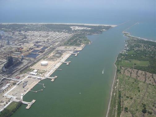 Protege ecología de Madero a PEMEX