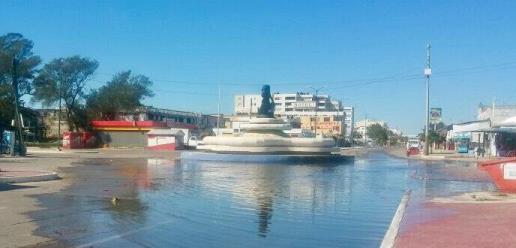 Cambiarán Glorieta de la Sirena para mejorar vialidad
