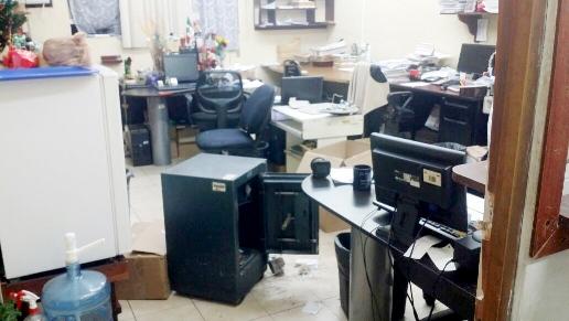 Investigan a sindicato de Comapa tras robo
