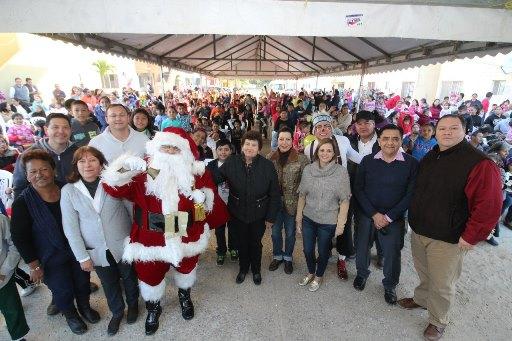 Ofrece gobierno de Tampico posada en colonia Luis Donaldo Colosio