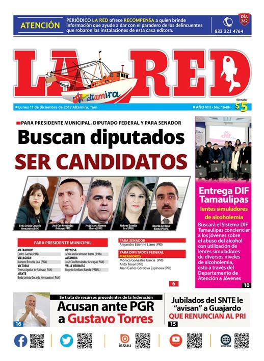 Realizarán el gobernador y la alcaldesa de Altamira encendido del pino navideño