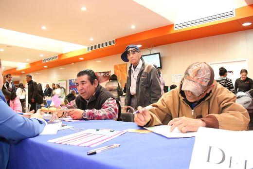 Concluyen Ferias de Empleo para personas con discapacidad y adultos mayores