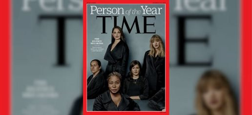 """'Time' nombra """"persona del año"""" a quienes denunciaron acoso sexual #MeToo"""