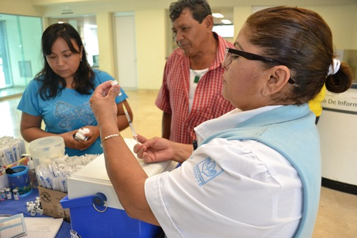 Protege Salud a tamaulipecos contra la influenza