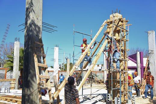 Avanza ampliación de la Casa Hogar  San Antonio del DIF Tamaulipas