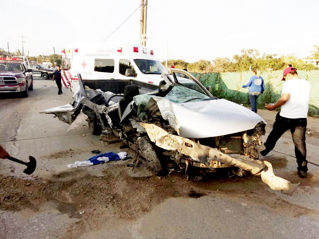 """Muere joven en trágico accidente en """"La Pedrera"""""""
