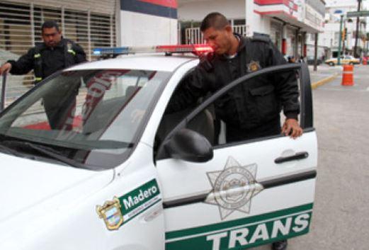Tránsitos desarmados fácil presa ante delincuentes