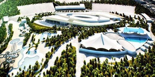 Iniciativa privada le apuesta a construcción de acuario