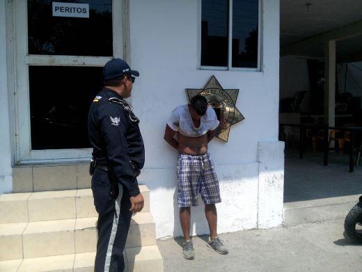 Tránsitos frustran asalto en Madero