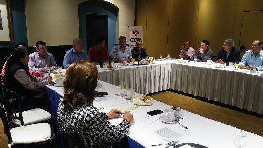 CEM hará propuestas a candidatos por Madero