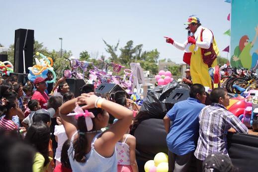 Festejarán el Día del Niño en colonias de Madero