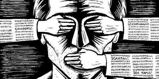 Cuentas Claras…  Criminalización de la opinión