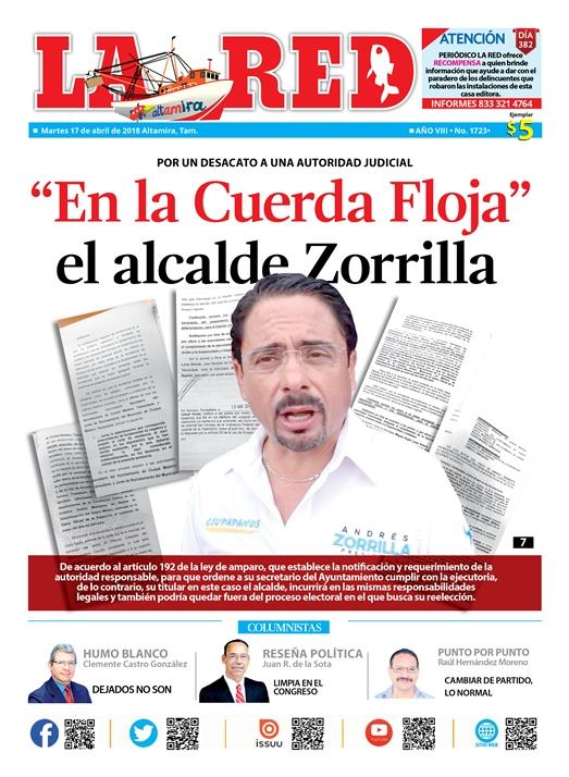 """""""En la Cuerda Floja"""" el alcalde Zorrilla"""