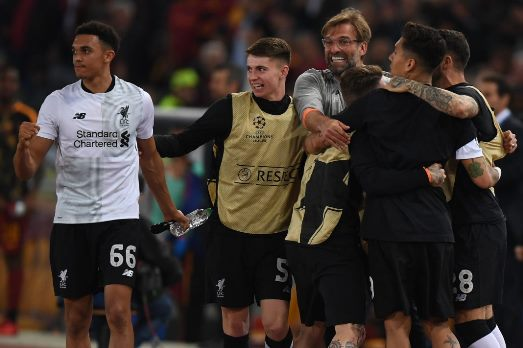 Liverpool se clasificó a su octava final en la Champions League