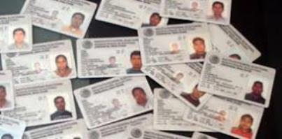 Mete INE a bóveda más de 4 mil credenciales de elector