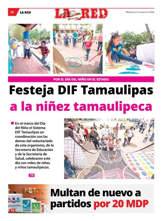 Festeja DIF Tamaulipas a niñez tamaulipeca