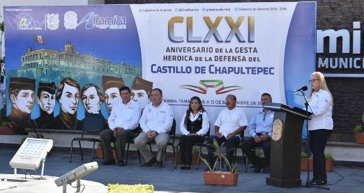 """""""Defensa de la soberanía, valor supremo de los mexicanos"""""""