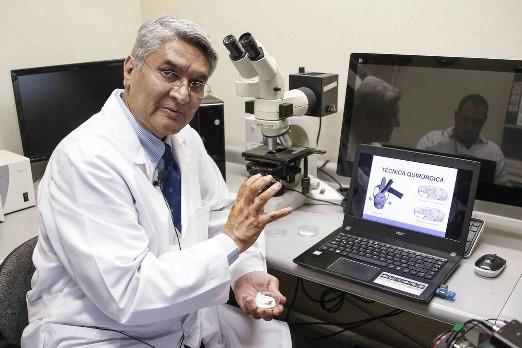 Crean mexicanos biopolímero que regenera hueso más rápido