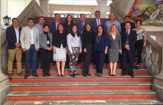 Participa Victoria en reunión de ANAC Aguascalientes