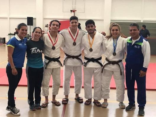 Judocas califican a Olimpiada Nacional y Nacional Juvenil 2019