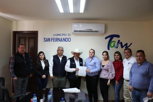 Instalan Consejo Municipal de Comapa