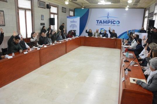 Integra Tampico su Comité Municipal