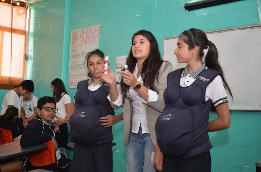 Tamaulipas intensifica acciones para prevenir el embarazo en adolescentes