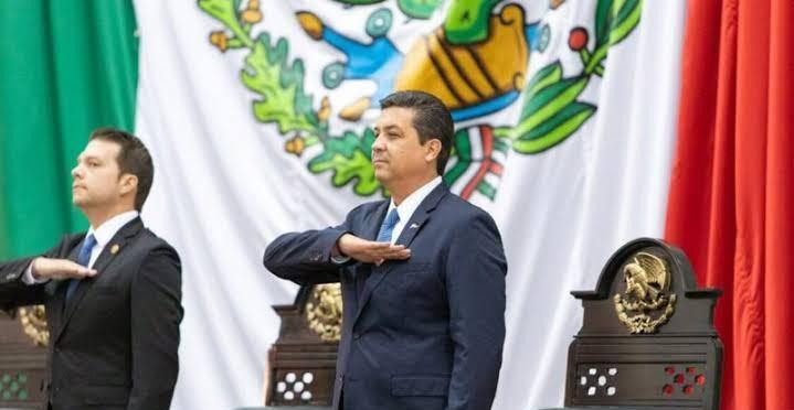 """ADVIERTE CABEZA DE VACA A MORENA: """"TAMAULIPAS NO ES MONEDA DE CAMBIO""""."""