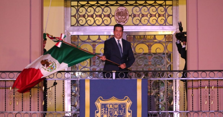 Conmemora Gobernador de Tamaulipas 209 Aniversario de la Independencia de México