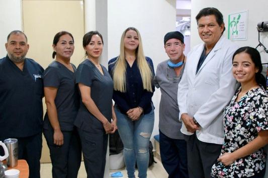 Mejora DIF Altamira calidad de vida de más personas con sus campañas de salud