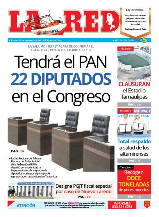 Tendrá PAN 22 diputados en Congreso