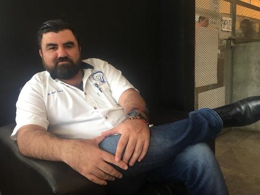 Luis Espino Acosta tamaulipeco líder Internacional 2019