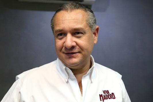 Promueve Adrián Oseguera valores y tradiciones mexicanas en Ciudad Madero