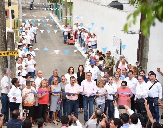 Refuerzan infraestructura vial en la Morelos