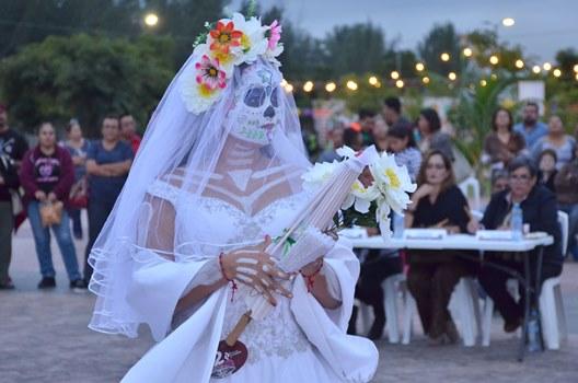 Invita municipio a participar en Concurso de Catrinas