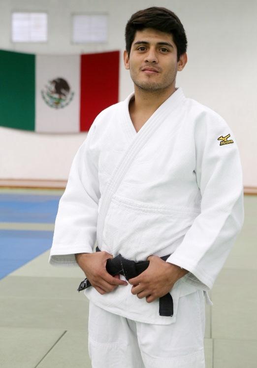 Judoca Eduardo Araujo va a Grand Slam de Brasilia