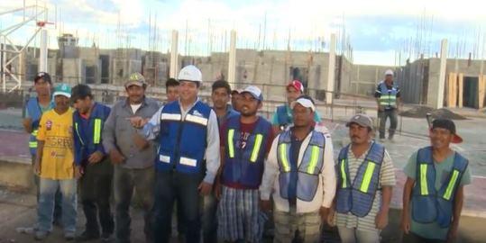 330 MDP para obras en la USJT y CSP