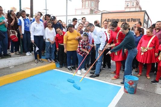 Impulsan Madero acciones de respeto hacia personas con discapacidad