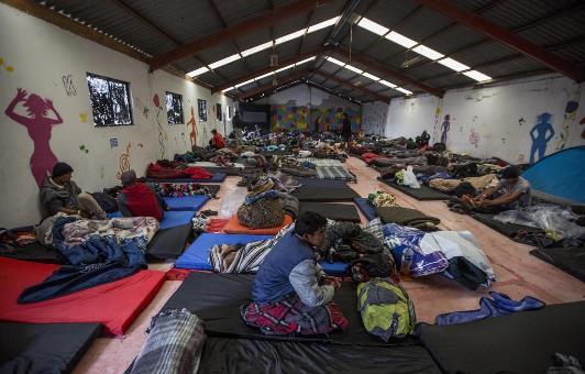 Exige PAN al Gobierno Federal ordenar albergues para migrantes