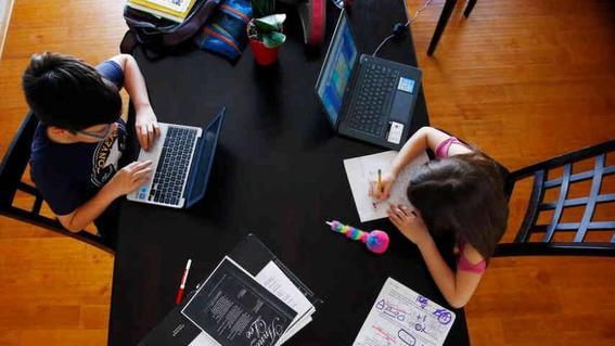 """Registran deficiencias las """"Escuelas Virtuales"""""""