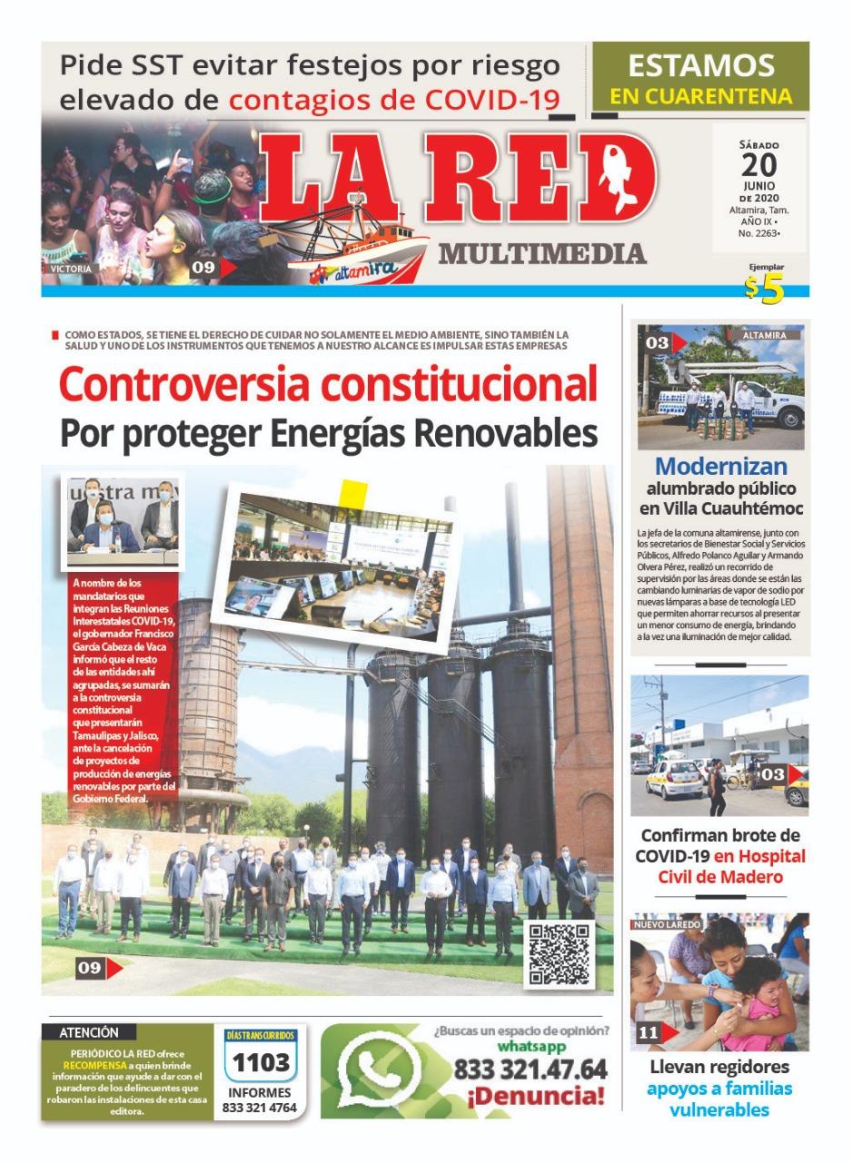 Controversia constitucional por proteger Energías Renovables